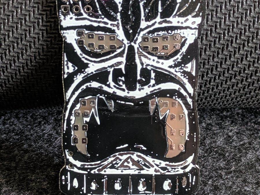 Tiki Badge