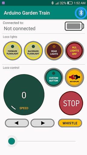 Push Bluetooth Icon