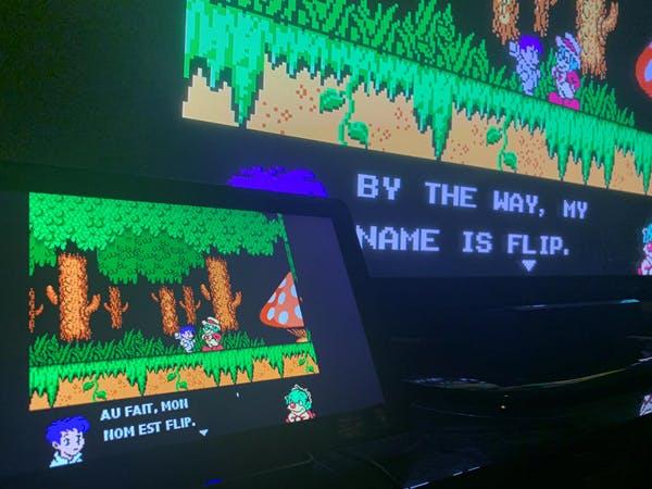 Petit Nemo pour les NES
