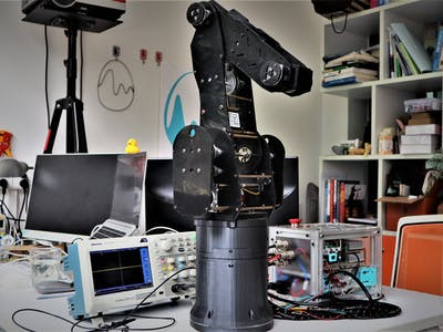 Open-Source Robotic Arm