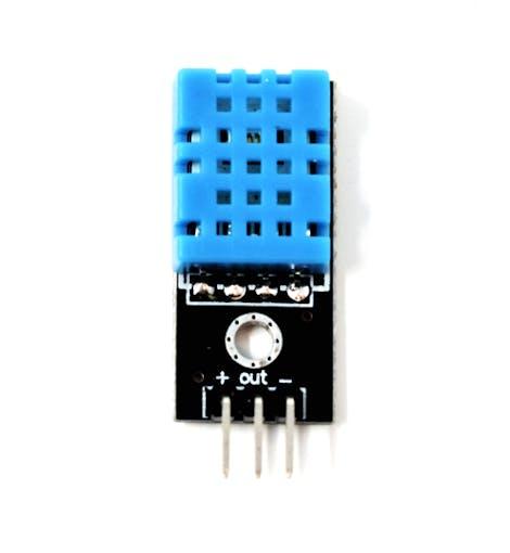 3-Pin DHT11 Sensor