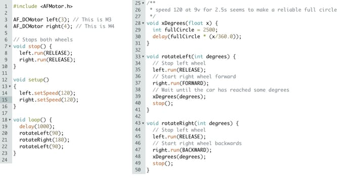 It's just 50 lines of code :)