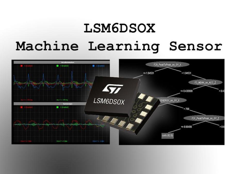 Machine Learning with STM MEMS Sensor