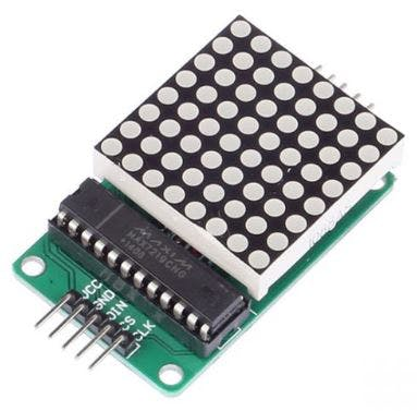 LED Matrix Module with MAX7219