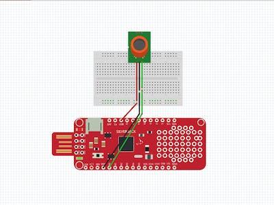 Integrate Surilli Basic M0 with MQ2 Using Tera Term