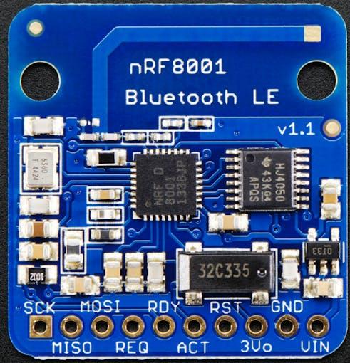 nRF8001 Bluefruit Bluetooth LE