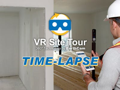 VR Site Tour Time-Lapse