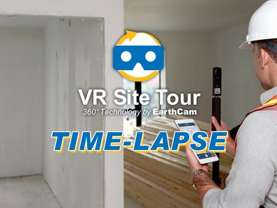 VR Site Tour Time-Lapse