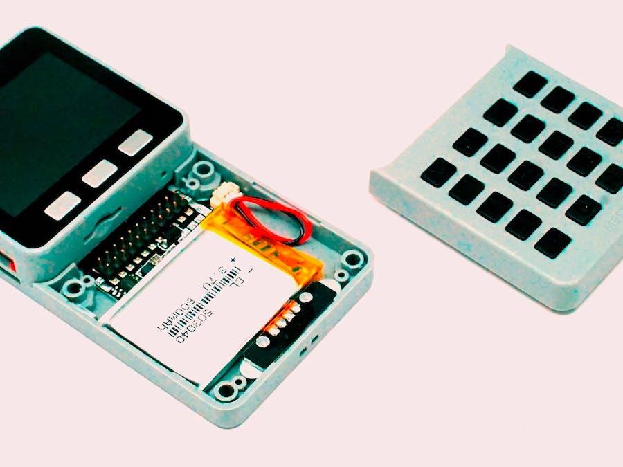 M5Stack Faces Calculator