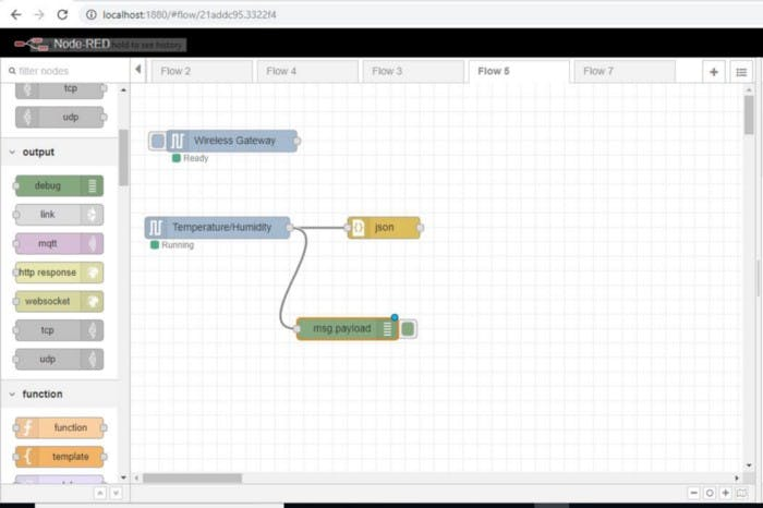 Node-RED to Excel - Hackster io