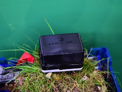 eCO-SENSE: Soil Sensors Powered by Plant Photosynthesis