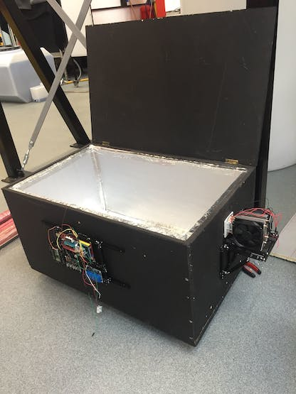 Our step-to-step guide on how to build the incubator.