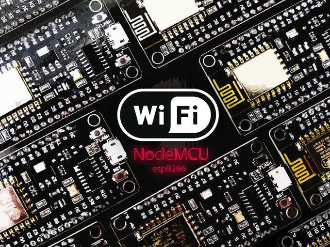 Getting Started w/ NodeMCU ESP8266 on Arduino IDE - Arduino