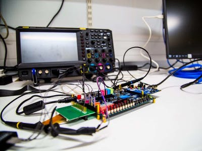 Low-Cost Spatial Light Modulator Interface Board