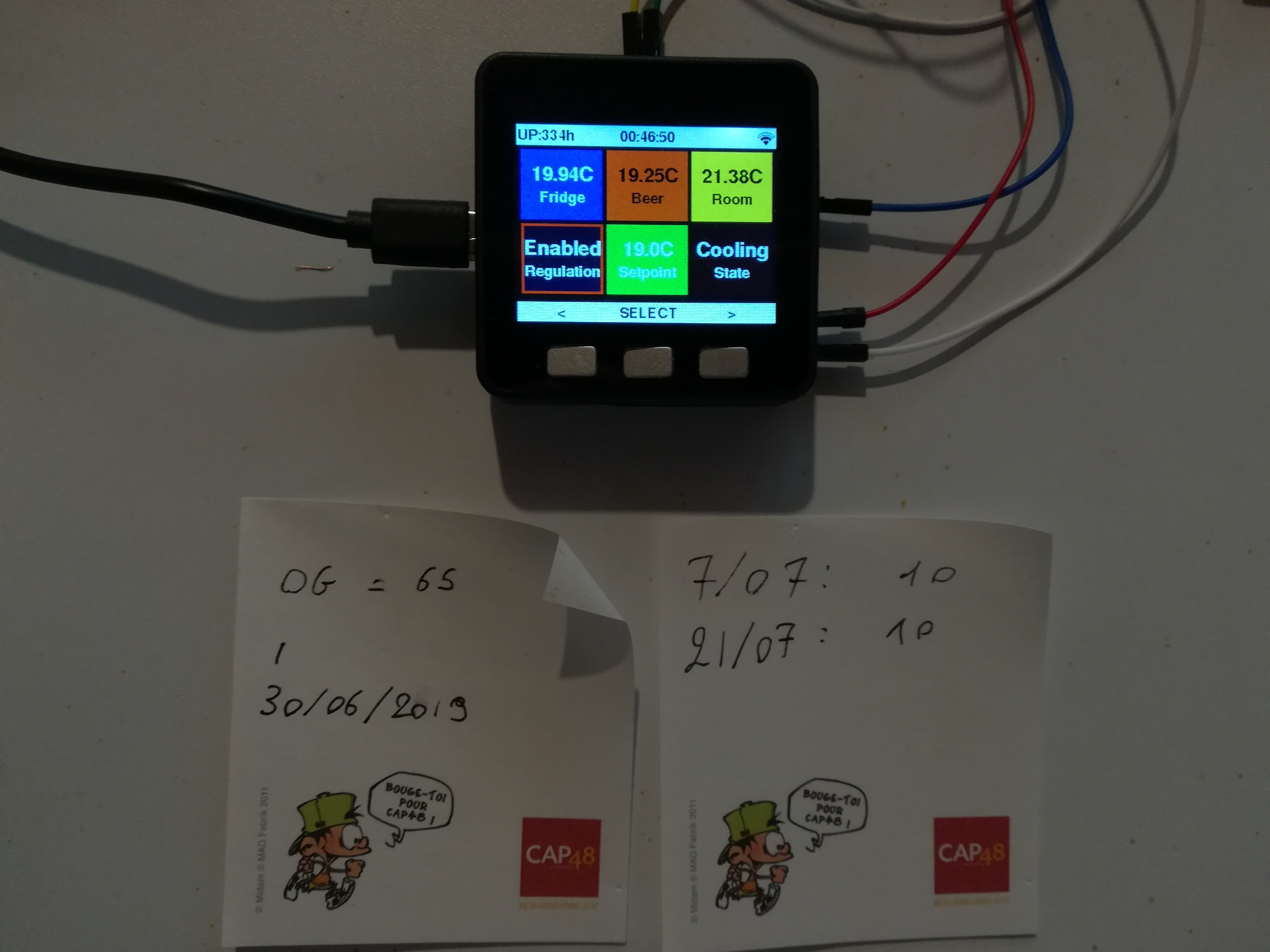 Another Love Thermostat Wiring Question Home Brew Forums