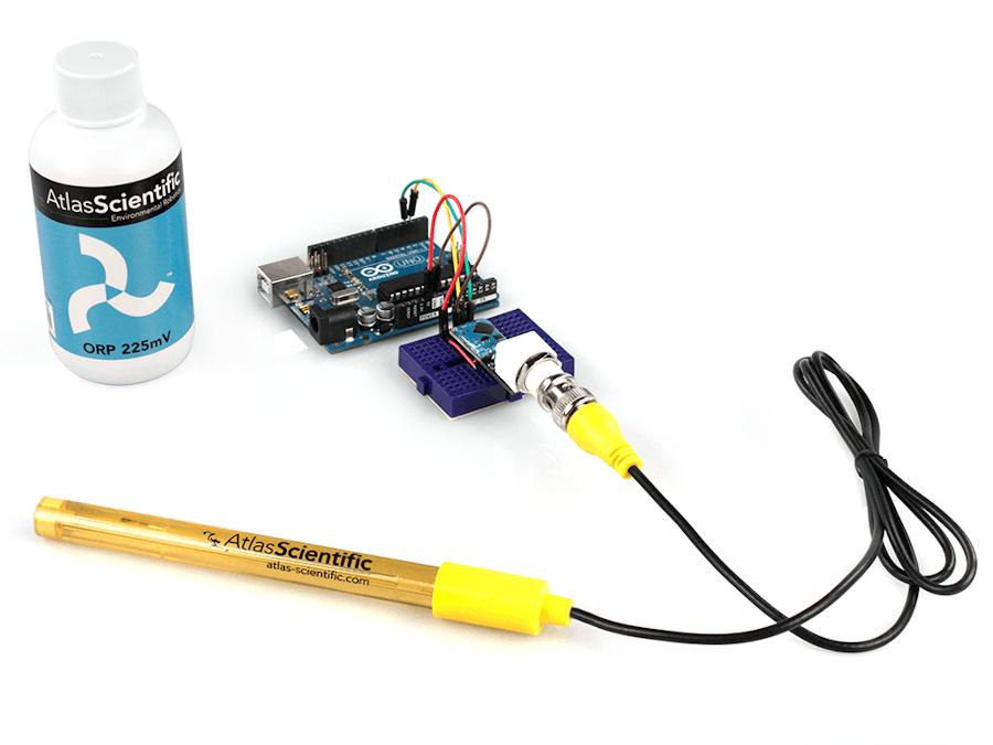 Arduino ORP Sensor Calibration