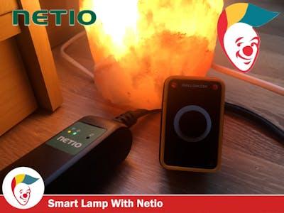 "Make Your ""Dumb"" Lamp Smarter"