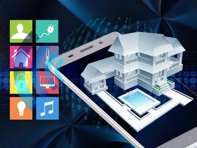 Stand-alone voice controlled smart home system