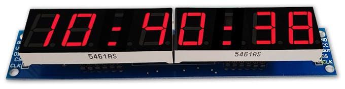 Arduino DCF77 Analyzer Clock MK2 - Arduino Project Hub
