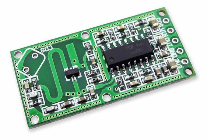 Microwave Radar Sensor Module RCWL0516