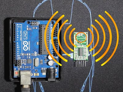 Doppler Radar Motion Sensor RCWL-0516 + Arduino
