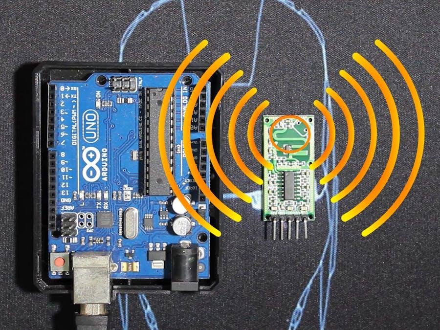 Doppler Radar Motion Sensor Rcwl 0516 Arduino