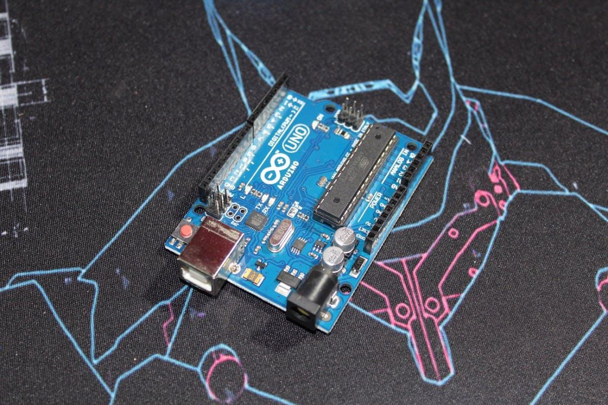 Doppler Radar Motion Sensor RCWL-0516 + Arduino - Arduino