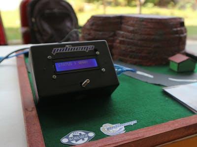 Landslide Detector Based on Internet of Things
