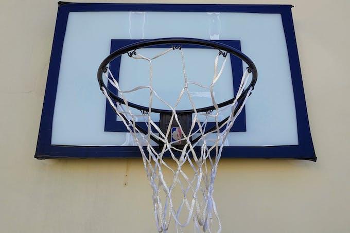 The original basketball board