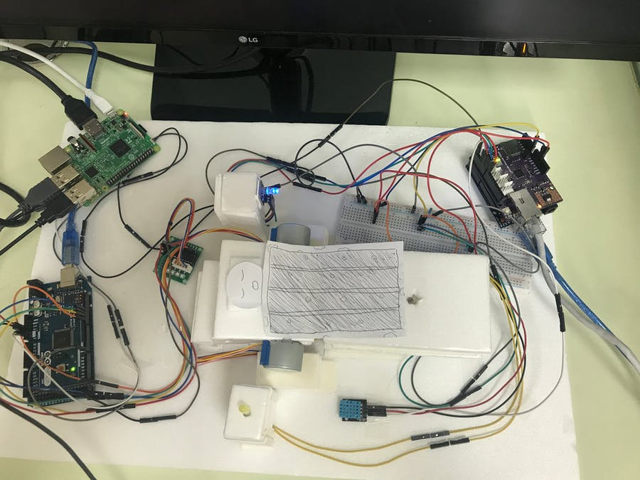 Smart Bed System Using webOS - Hackster io