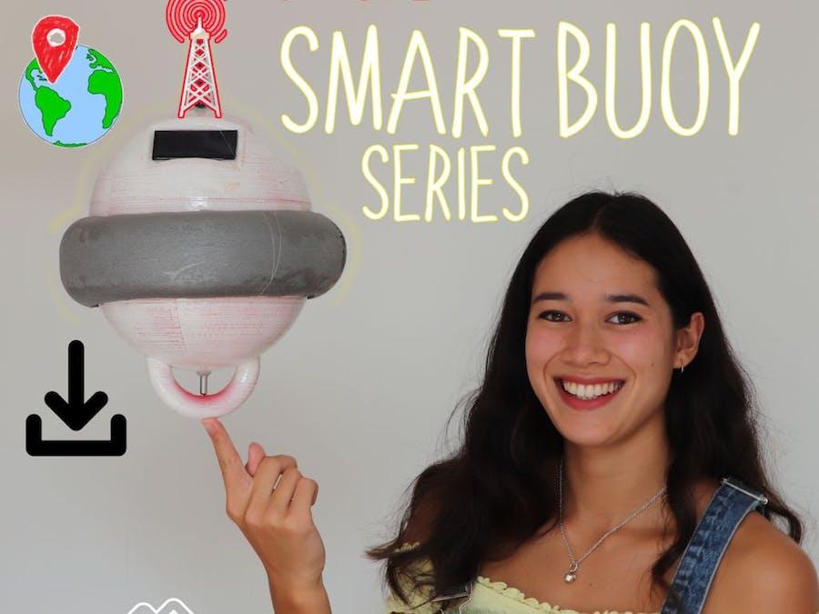 Smart Buoy [GPS, Radio (NRF24) and a SD Card Module]