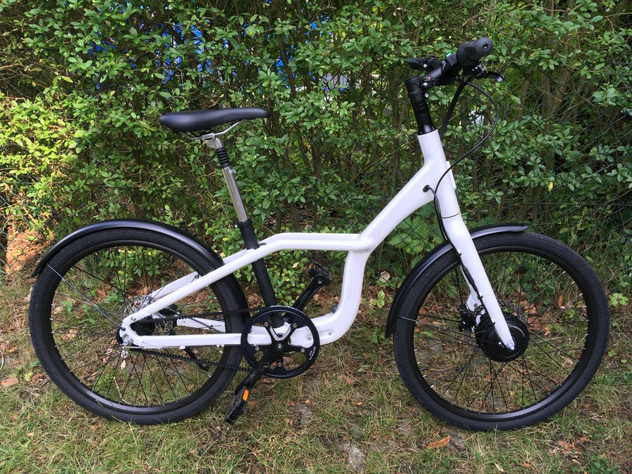 Assembling and Customising a Carmela e-bike