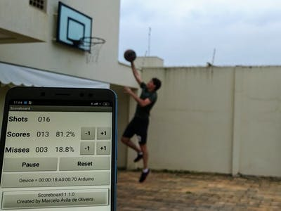 Smart Basketball Scoreboard