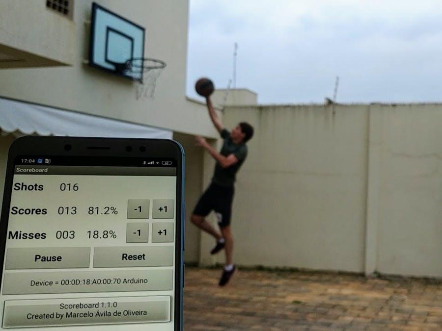 Smart Basketball Scoreboard