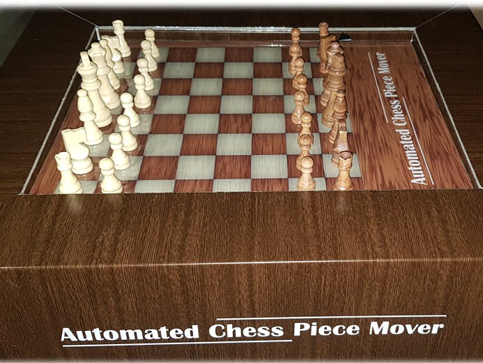 Automated Chess Piece Mover