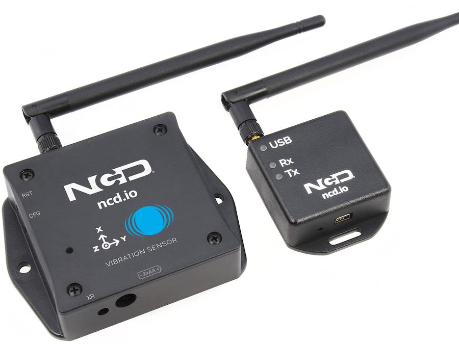 Wireless Sensor Using Node-RED to MySQL