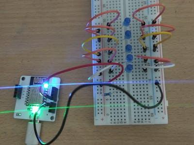LED Brightness Control Using Bolt IoT and Python