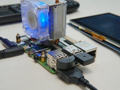 Use USB Mini Microphone on Raspberry Pi 4