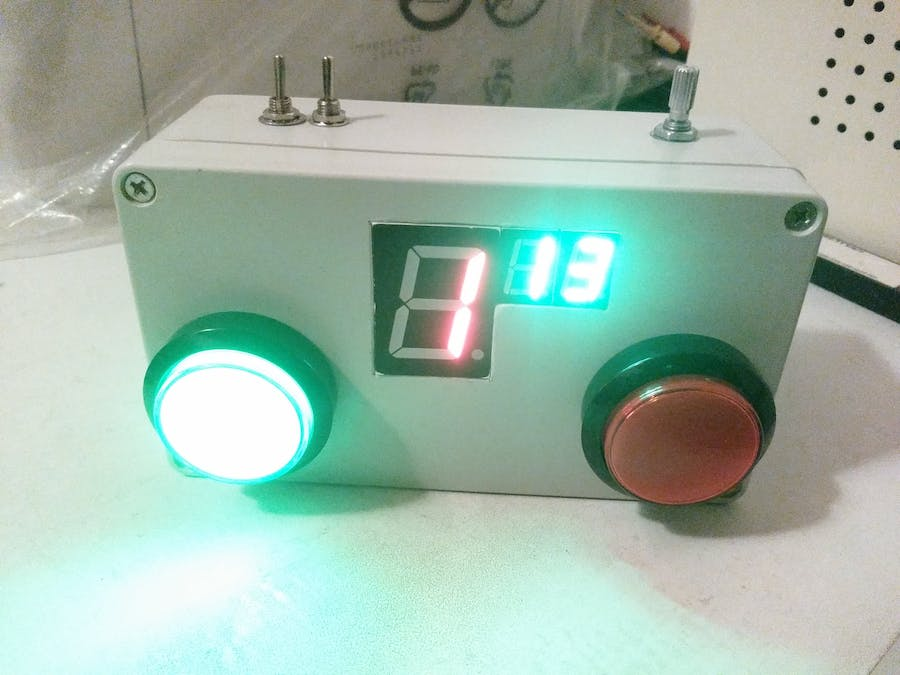Personal Gym Timer