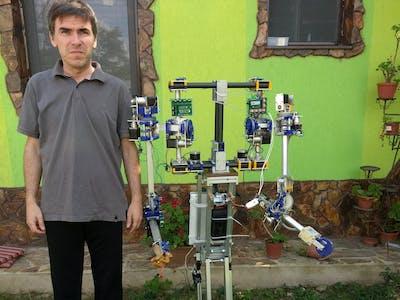 Jenny 5 Robot