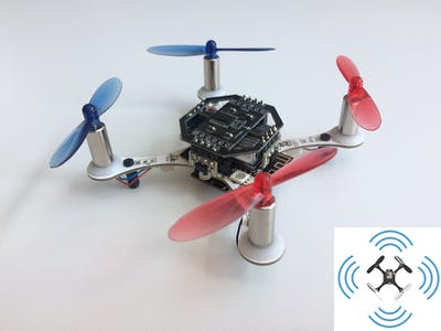 Make a Hand Control Drone