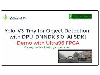 Yolov3 Tiny Tutorial: Darknet to Caffe for Xilinx DNNDK
