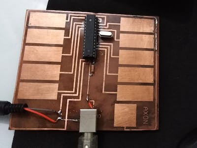 Arduino Synth