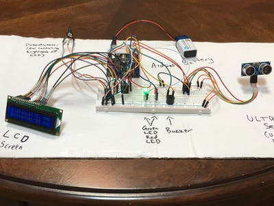 Arduino-Based Security Alarm