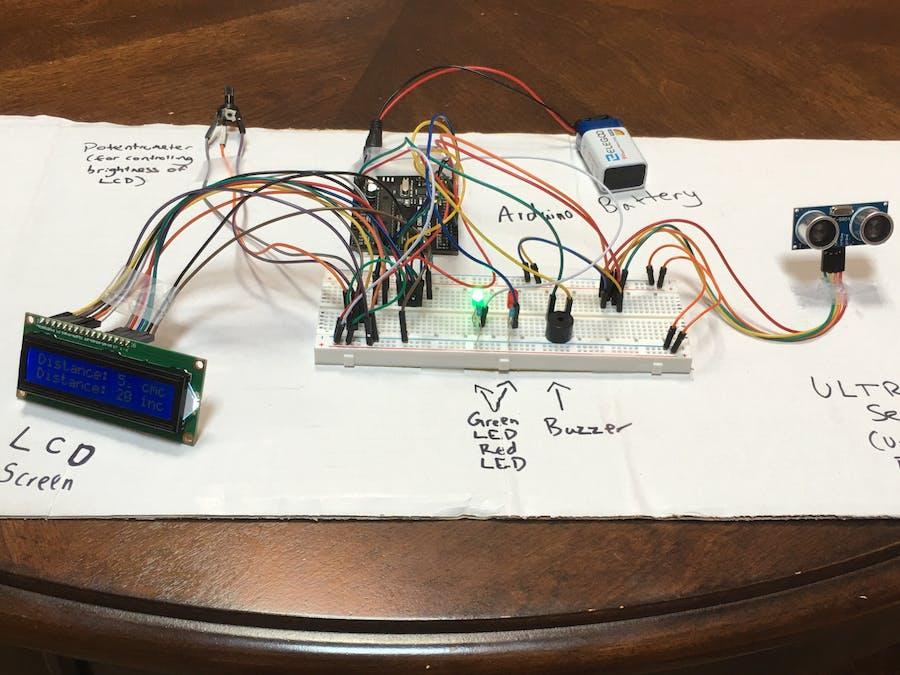 Arduino-Based Security Alarm