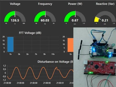 Smart Electrical Power Analyzer