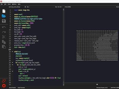 ASCII 0_1 Stream