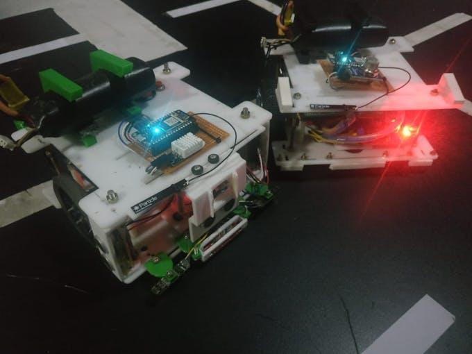 Robots are the future!