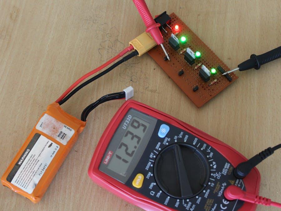 Voltage Breakout Board - 12V-9V-5V