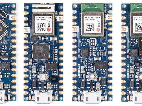 Introducing Four New Arduino Nanos